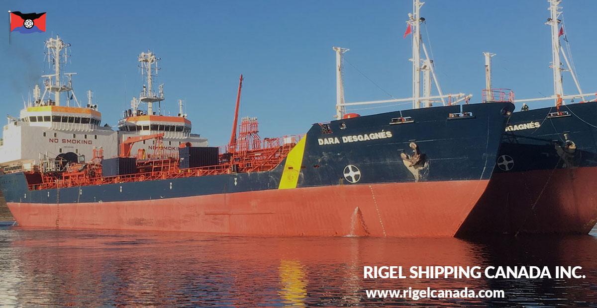 Rigel Shipping Canada Inc